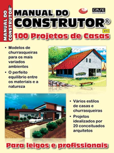 Manual do Construtor 100 Projetos - VERSÃO PARA DOWNLOAD - Case Editorial