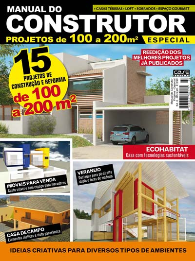 Manual do Construtor Projetos Especial - VERSÃO PARA DOWNLOAD - Case Editorial