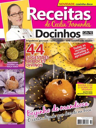 Receitas de Cecilia Fernandes - VERSÃO PARA DOWNLOAD  - EdiCase Publicações