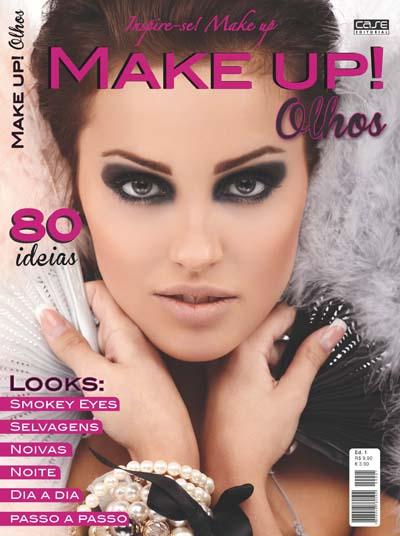 Inspire-se! Make Up - Edição 01 - VERSÃO PARA DOWNLOAD  - Case Editorial