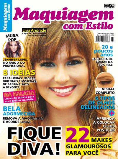 Maquiagem Com Estilo - VERSÃO PARA DOWNLOAD  - EdiCase Publicações