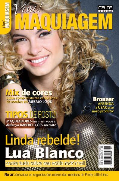 Viva! Maquiagem - Escolha sua Edição -  VERSÃO PARA DOWNLOAD  - EdiCase Publicações