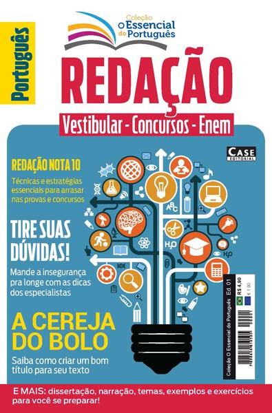 Seleção Redação - VERSÃO PARA DOWNLOAD  - EdiCase Publicações