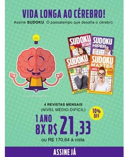 Sudoku - Assinatura Abril