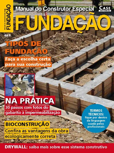 Manual do Construtor Especial - Edição 08 - VERSÃO PARA DOWNLOAD  - Case Editorial