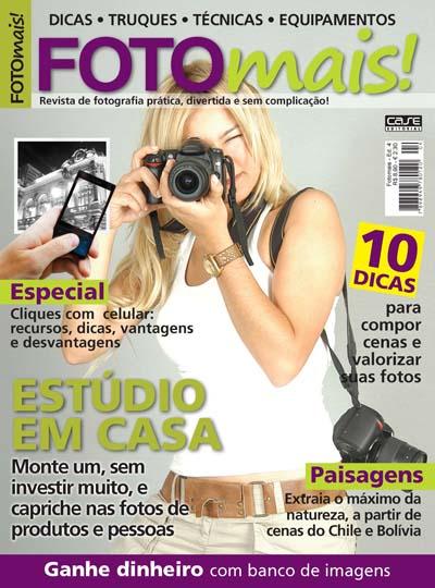 Fotomais - Edição 04 - VERSÃO PARA DOWNLOAD  - Case Editorial
