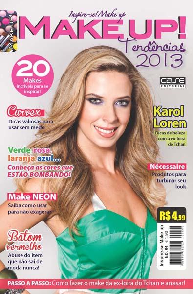 Inspire-se! Make Up - Edição 04 - VERSÃO PARA DOWNLOAD  - Case Editorial