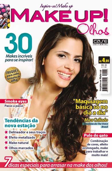 Inspire-se! Make Up - Edição 05 - VERSÃO PARA DOWNLOAD  - Case Editorial