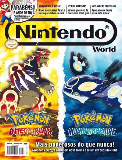Nintendo World - Edição 186 - VERSÃO PARA DOWNLOAD  - EdiCase Publicações
