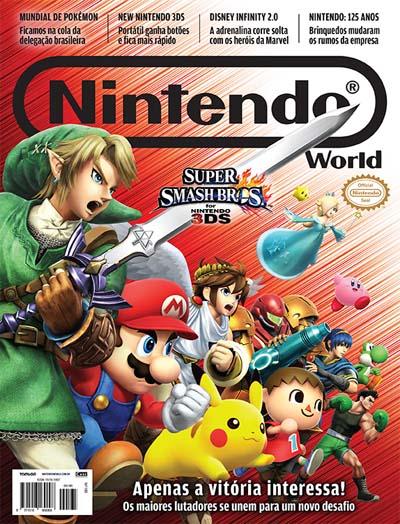 Nintendo World - Edição 185 - VERSÃO PARA DOWNLOAD  - EdiCase Publicações