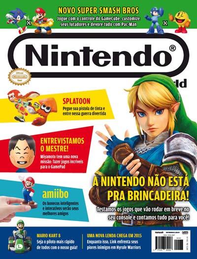 Nintendo World - Edição 183 - VERSÃO PARA DOWNLOAD  - EdiCase Publicações