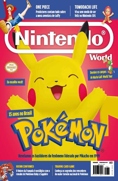 Nintendo World - Edição 182 - VERSÃO PARA DOWNLOAD  - Case Editorial
