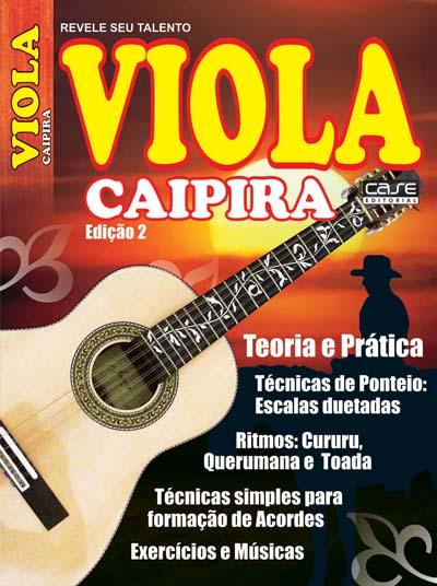 Revele Seu Talento Viola Caipira - Edição 02 - VERSÃO PARA DOWNLOAD  - EdiCase Publicações