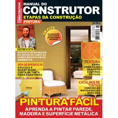 Manual do Construtor Etapas da Construção - Edição 08 - VERSÃO PARA DOWNLOAD  - EdiCase Publicações