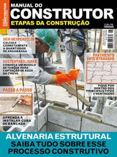 Manual do Construtor Etapas da Construção - Edição 09 - VERSÃO PARA DOWNLOAD  - EdiCase Publicações