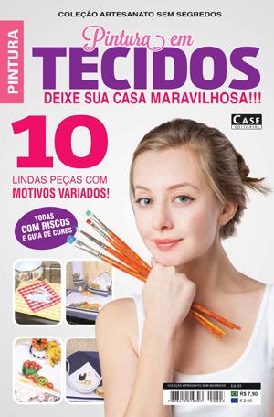 Coleção Artesanato Sem Segredos - Edição 03  - EdiCase Publicações