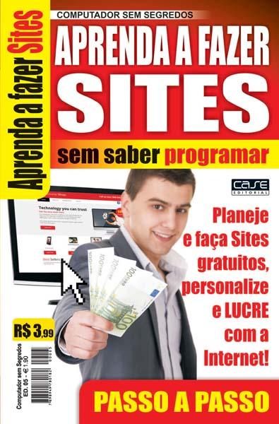 Computador Sem Segredos - Edição 05 - VERSÃO PARA DOWNLOAD  - EdiCase Publicações