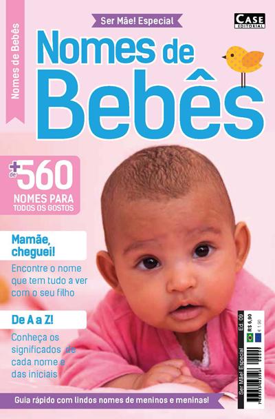 Ser Mãe! Especial - Edição 09  - EdiCase Publicações