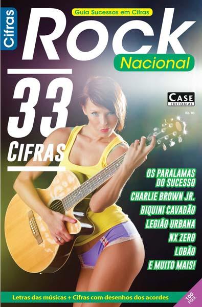 Seleção Cifras - MPB e Rock - VERSÃO PARA DOWNLOAD  - EdiCase Publicações
