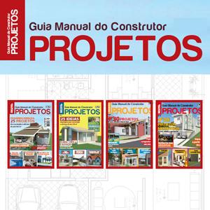 Guia Manual do Construtor Projetos - Escolha sua Edição - VERSÃO PARA DOWNLOAD  - Case Editorial