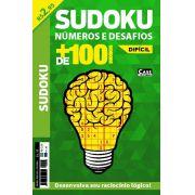 Sudoku Números e Desafios - Edição 85