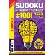 Sudoku Números e Desafios - Edição 86