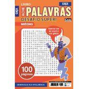 Livro Ache Palavras Desafio Super - Edição 12