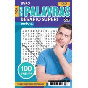 Livro Ache Palavras Desafio Super - Edição 14