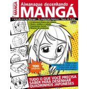 Almanaque Desenhando Mangá - Edição 01 - VERSÃO PARA DOWNLOAD