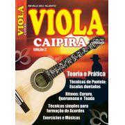 Revele Seu Talento Viola Caipira - Edição 02 - VERSÃO PARA DOWNLOAD