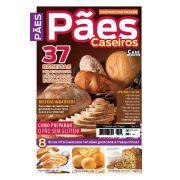 Cozinhe Com Prazer - Ed. 13 (Pães Caseiros)