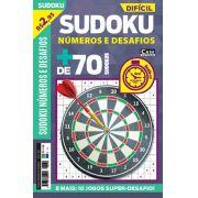 Sudoku Números e Desafios - Edição 89