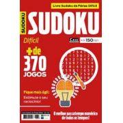 Livro Sudoku de Férias Difícil - Edição 03