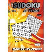 Livro Sudoku de Férias Difícil - Edição 01