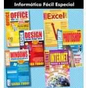 Informática Fácil Especial - Escolha sua Edição - VERSÃO PARA DOWNLOAD