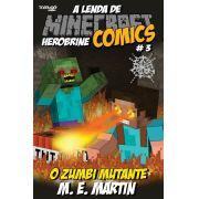 Minecraft Comics: A Lenda de Herobrine - Ed. 03