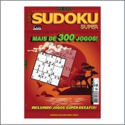 Livro Sudoku Super - Edição 14 - Médio