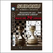 Sudoku Números e Desafios - Edição 93 - Difícil