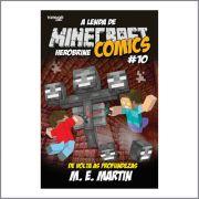 Minecraft Comics: A Lenda de Herobrine - Ed. 10