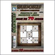 Sudoku Números e Desafios - Edição 95 - Difícil