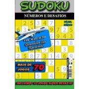 Sudoku Números e Desafios - Edição 96 - Fácil/Médio