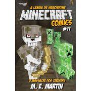 Minecraft Comics: A Lenda de Herobrine - Ed. 11