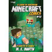 Minecraft Comics: A Lenda de Herobrine - Ed. 12