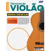 Técnicas de Violão - Edição 01