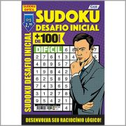 Sudoku Desafio Inicial - Ed. 01 (Difícil)