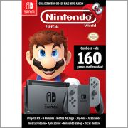 Nintendo World Especial - Ed. 16 (Guia do Nintendo Switch)