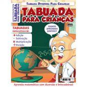 Tabuada Divertida Para Crianças - Edição 03