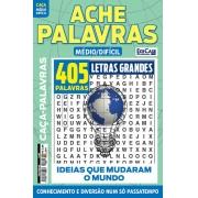 Ache Palavras Ed. 66 - Médio/Difícil - Letras Grandes - Tema: Ideias que Mudaram o Mundo
