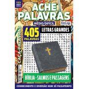 Ache Palavras Ed. 68 - Médio/Difícil - Letras Grandes - Tema: Bíblia - Salmos e Passagens