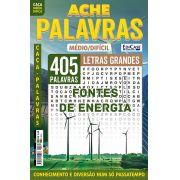 Ache Palavras Ed. 71 - Médio/Difícil - Letras Grandes - Tema: Fontes de Energia